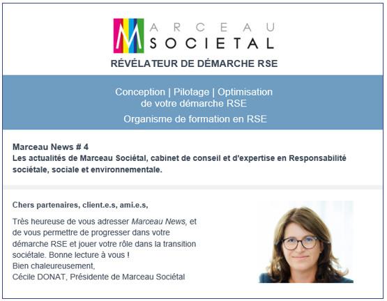 Marceau News # 4 – Février 2021
