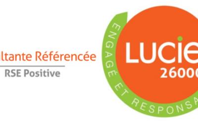 Marceau Sociétal référencé Consultant Label LUCIE
